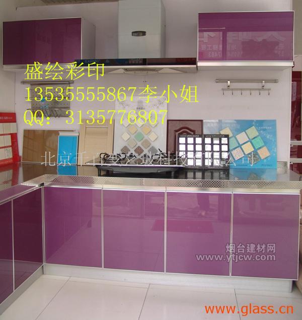 台州玻璃橱柜门彩印机最大面积是多少