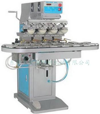 快速移印机,深圳移印机,AOK-S4C快速移印机价格
