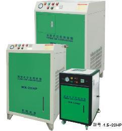 WX-15HP、20HP涡旋式空气压缩机