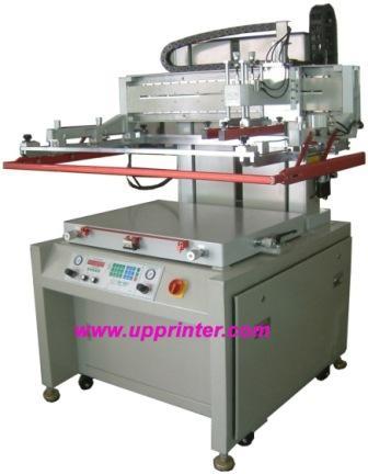 UP-S7090M 横向电动式平面吸气丝印机