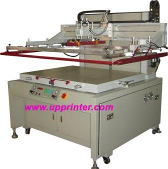 UP-S110140M 大型全电动式平面吸气丝印机
