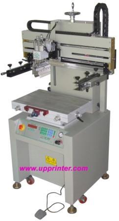 UP-S4060T 气动式平面T型槽丝印机
