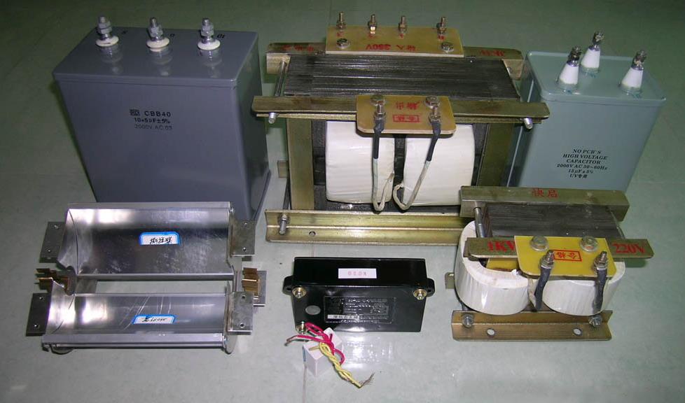 UV变压器电容反光罩