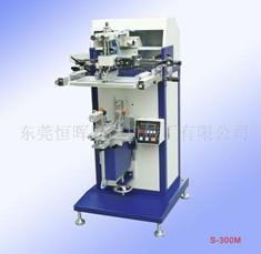 丝印机东莞丝印机丝印机价格恒晖平曲面丝印机(S-300M)