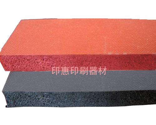 耐高温硅胶垫烫画机硅胶垫发泡硅胶