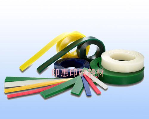丝印刮胶、丝印尖口刮胶、丝印坡口刮胶、丝印三层刮胶
