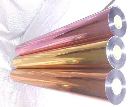 PET PP烫金纸电化铝,镭射箔膜