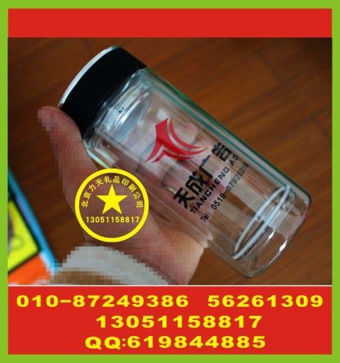 公司玻璃杯印logo 化妆瓶丝印字 双肩包印刷字