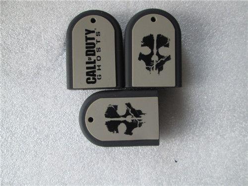 PVC优盘壳-丝印