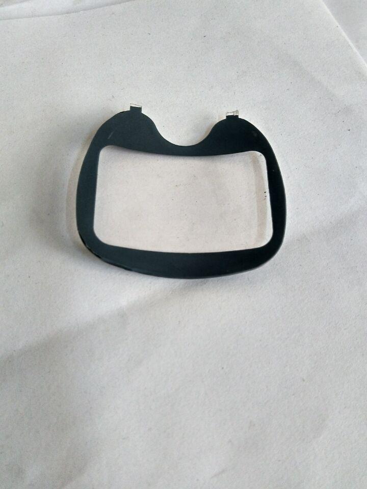 弧形镜片丝印