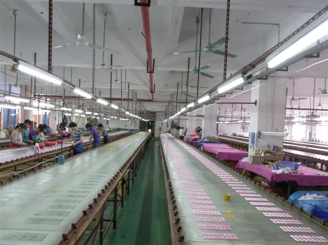 东莞丝印加工,手袋印花,裁片印花加工