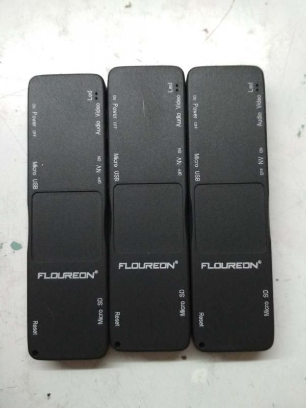 微型摄像头录音机外壳丝印