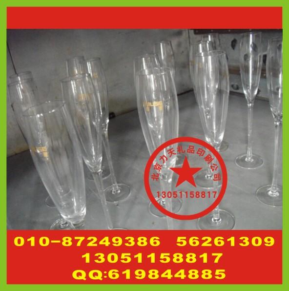 承接礼品丝印字 玻璃瓶丝印字 红酒杯丝印logo