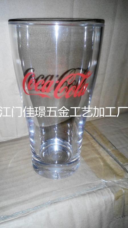 承接创意礼品啤酒杯塑料瓶玻璃瓶真空可乐瓶丝印移印logo加工印刷