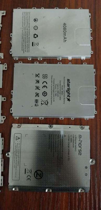 大量接单电池仓钢片丝印
