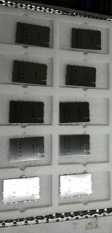 接单电池仓钢片丝印