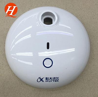 惠州对讲机底盖喷涂丝印加工厂