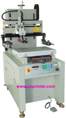 供应跑台式平面丝印机