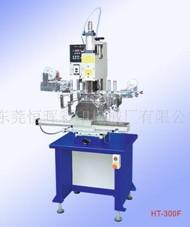 自动胶辊式平面热转印机HT-300F东莞热转印机价格是多少?