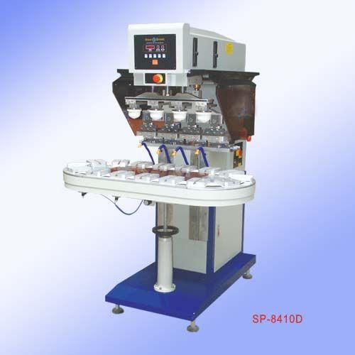 移印机移印机价格东莞移印机四色移印机输送带四色移印机SP-8410D
