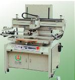 5060立式气动丝印机
