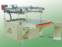 自动跑台式精密平面丝印机