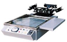 供应丝网印刷机、金属名片印刷机