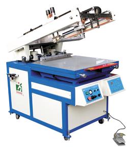 气动平面丝印机