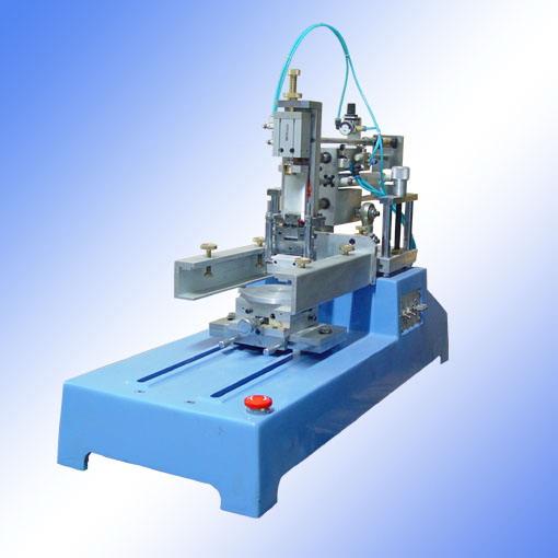 桌上型小型跑台丝印机
