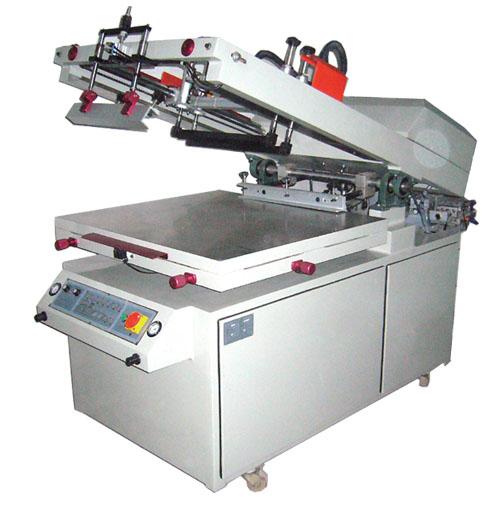 6090全电动斜臂丝印机