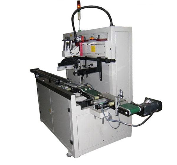 全自动金属烟盒丝印机