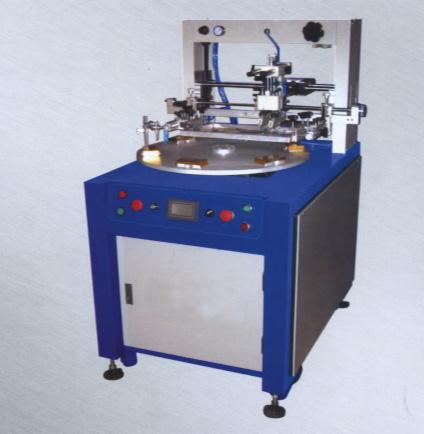 自动转盘平面丝印机