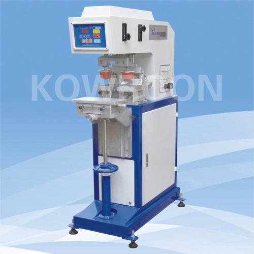 HL-200D/2 气动单色双头移印机