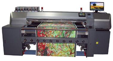 数码印花机-JV5导带式