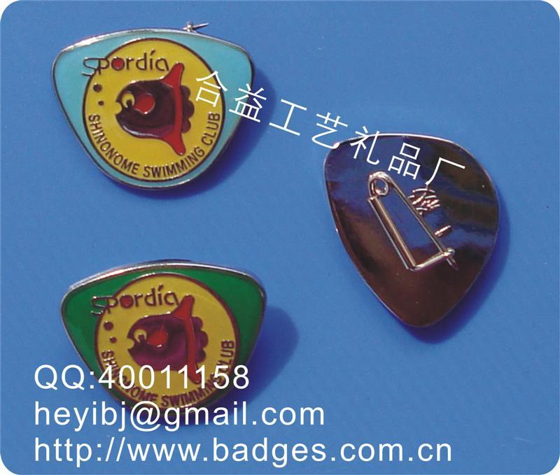 北京徽章、胸章、襟章制作
