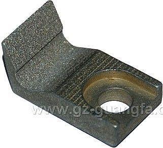 罗兰印刷机牙垫 罗兰牙垫 罗兰印刷机铝牙垫