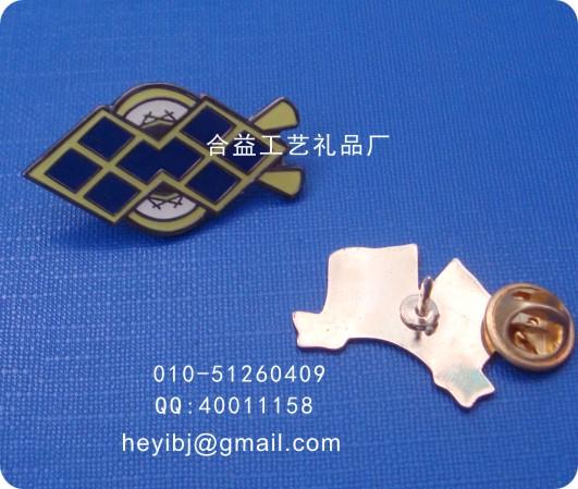 徽章、仿珐琅徽章、金属徽章制作