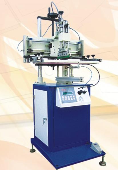 供应QL2040R圆面丝印机