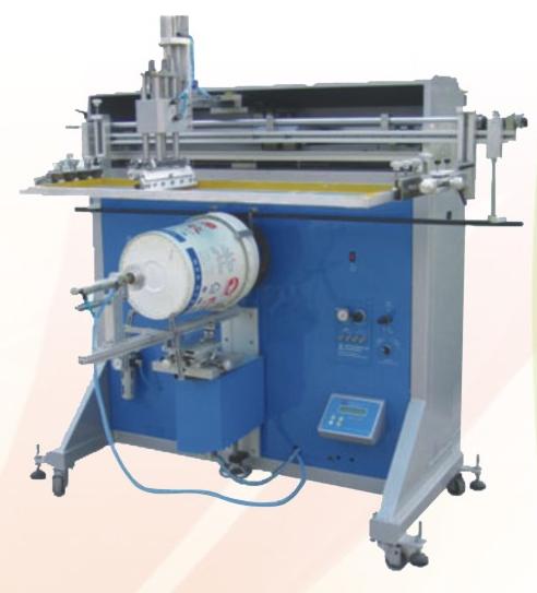 供应千力牌QLA1大圆面丝印机