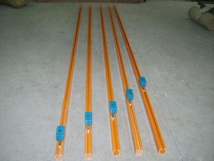 导电滑触线