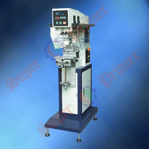 东莞移印机|单色移印机|恒晖移印机工作原理SP-814E