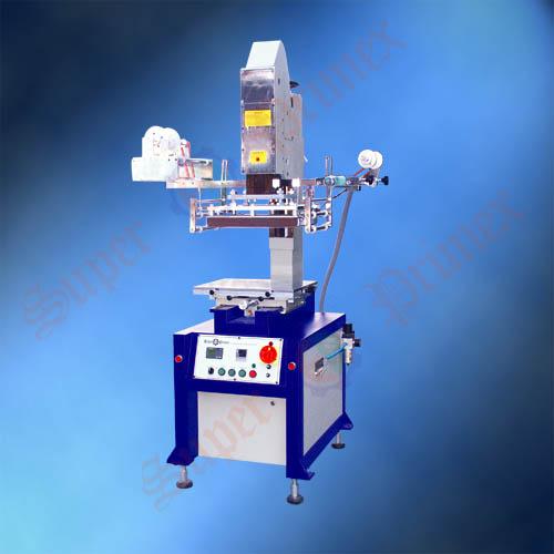 东莞烫金机|恒晖牌H-400(图)|大平面烫金机