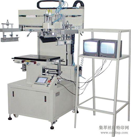 立式DC-LCD丝印机