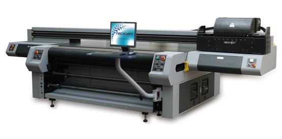 UV平板喷绘机橱柜移门喷绘机