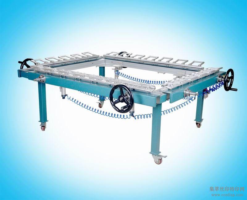 精密式拉网机,铝导轨拉网机