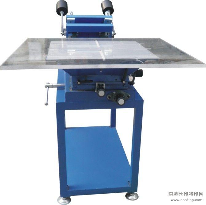 大量线路板丝印机