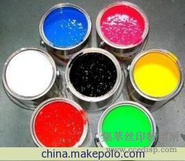 PA系列PVC光面丝印油墨