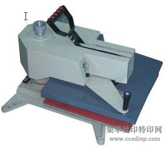 厂家直销 供应热转印设备 新款摇头烫画机