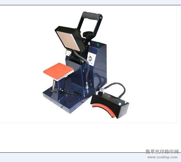厂家直销 供应热转印设备 多功能转印机二合一烫画机