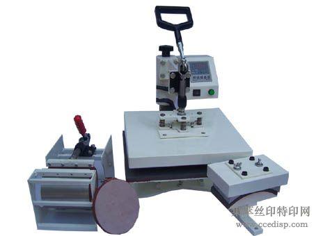 厂家直销 热转印机器设备 多功能烫画机四合一